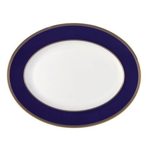 Wedgwood  Renaissance Gold Oval Platter $195.00
