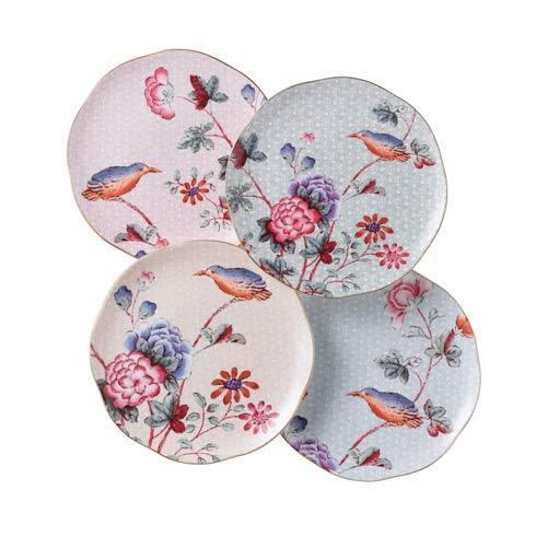 Tea Plates Set/4