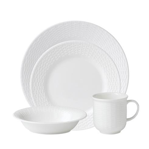 Wedgwood  Nantucket Basket 4-Piece Place Setting $79.99