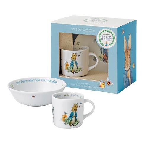 Boy'S 2-Piece Set (Bowl & Mug)