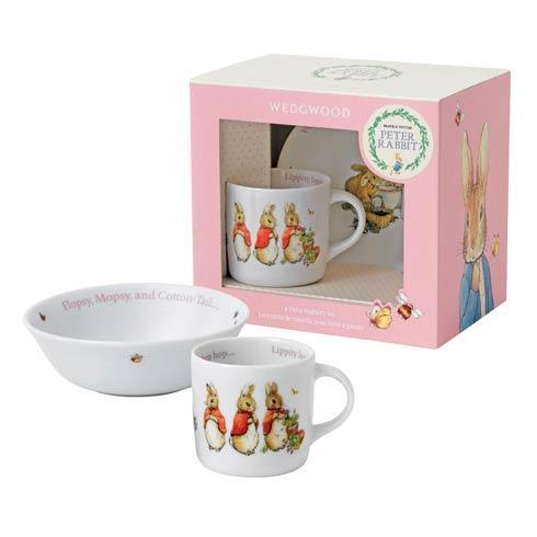 Girl'S 2-Piece Set (Bowl & Mug)