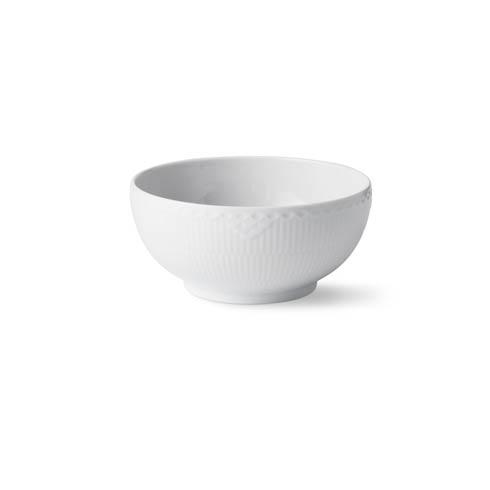 $85.00 Half Lace Bowl – 1qt
