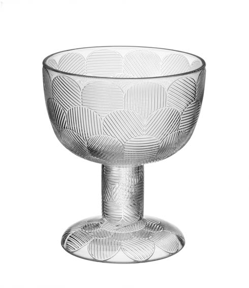 """$65.00 Clear Bowl – 5.75"""""""