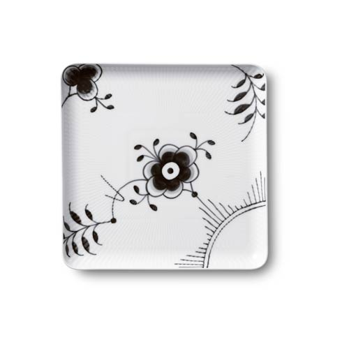 """$140.00 Large Square Plate – 8"""""""
