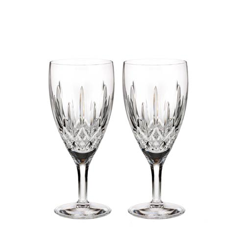 Waterford  Lismore Nouveau Iced Beverage 14 OZ, Set of 2 $150.00