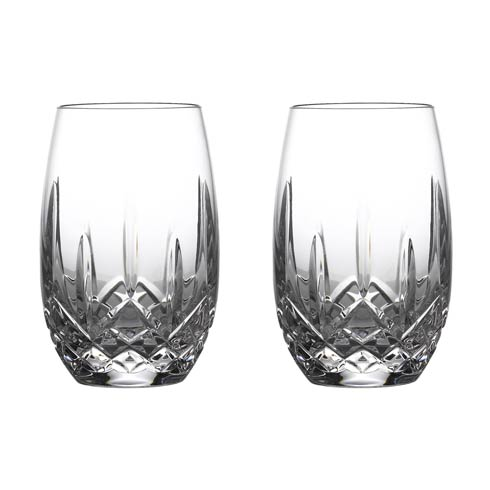 Waterford  Lismore Nouveau Stemless White Wine, Set of 2 $140.00