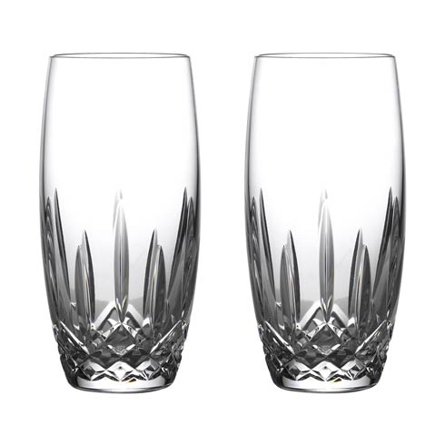 Waterford  Lismore Nouveau Beer Glass, Set of 2 $150.00