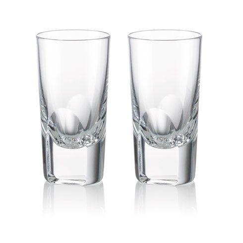 $60.00 Shot Glass 2 oz Set/2