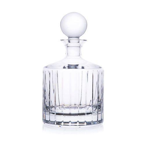 Rogaska Crystal  Avenue Decanter Round $130.00