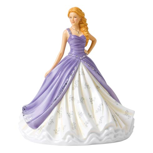 $276.00 Beautiful Occasion Figurine