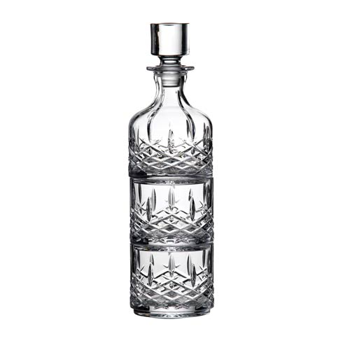 $250.00 Stacking Decanter & Tumbler Set of 2
