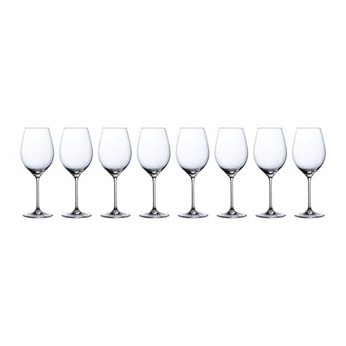 $89.00 Red Wine 19.6 OZ Set of 8