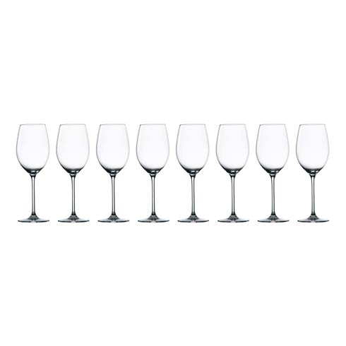 $59.99 White Wine 12.8 OZ Set of 8
