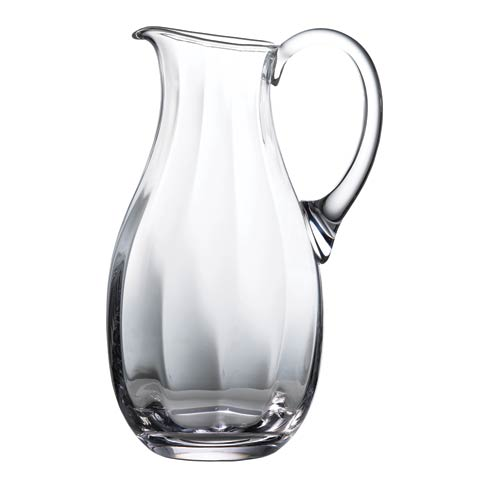 Waterford  Elegance Optic Pitcher $140.00