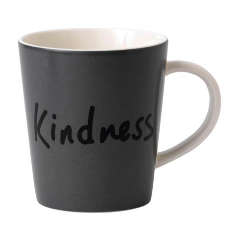 $14.00 Grey Kindness Mug