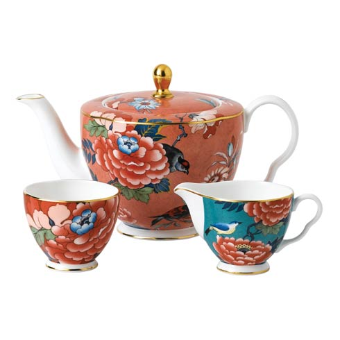 $329.95 3 - Piece Tea Set
