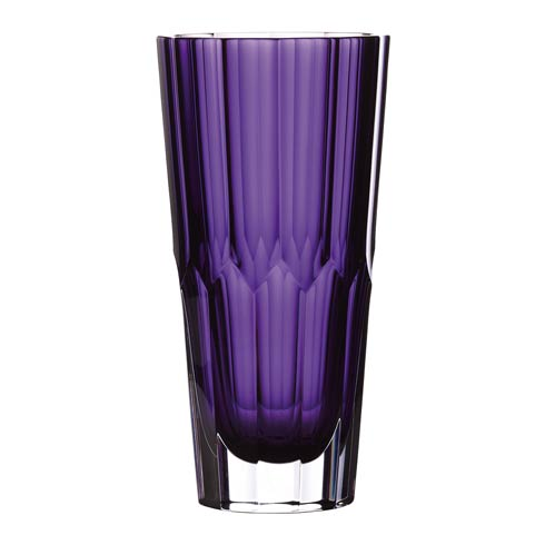 """$375.00 Vase 10"""" Amethyst"""