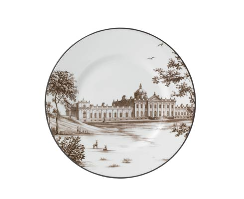 "$61.50 Accent Plate 9"" Castle Howard"