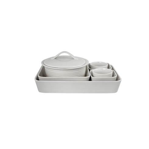 Royal Doulton  Maze White 7-Piece Bakeware Set $233.99