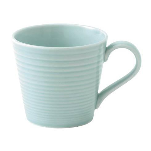 Royal Doulton  Maze Blue Mug $7.80