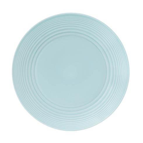 Royal Doulton  Maze Blue Dinner Plate $9.60