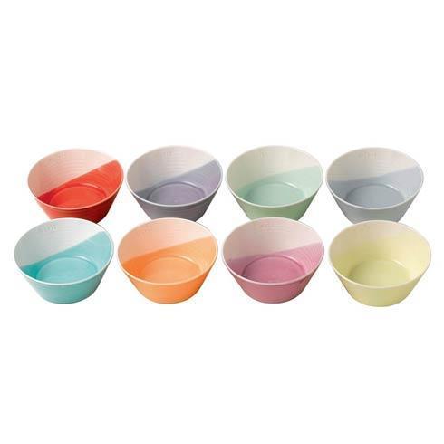 $41.99 Bowls (Mixed Patterns)  Set/8