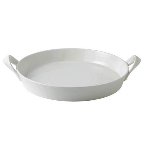 "Royal Doulton  White Serving Dish L/S 13"" $64.50"
