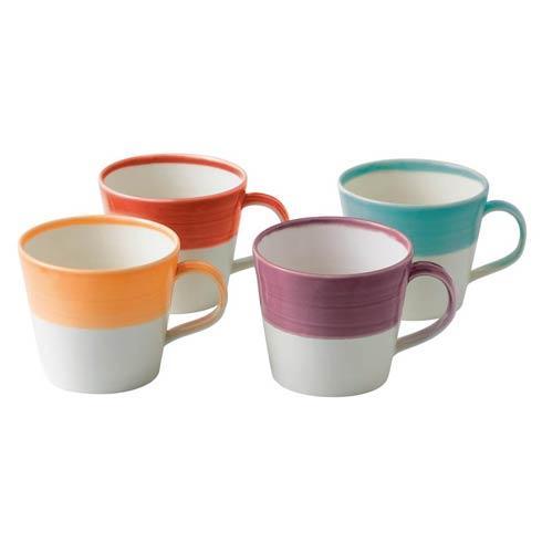 $30.40 Mugs Set/4