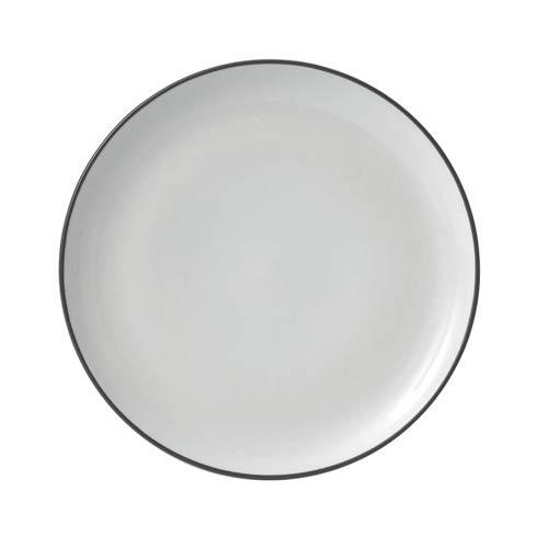 $11.00 Salad Plate  White