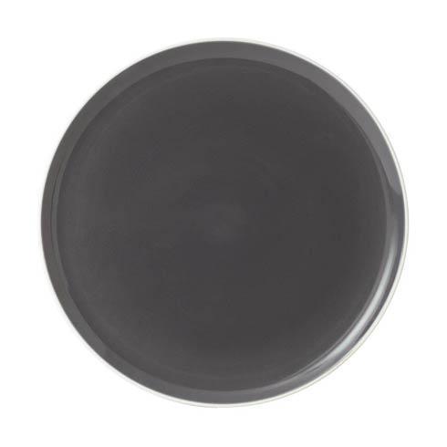 $45.00 Round Platter Slate