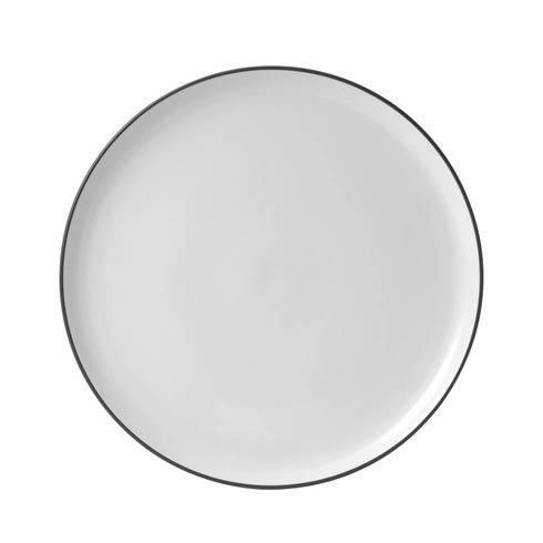 $45.00 Round Platter  White