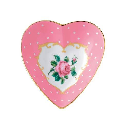 $25.99 Heart Tray Cheeky Pink