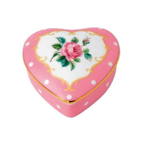 $12.99 Small Heart Box Cheeky Pink