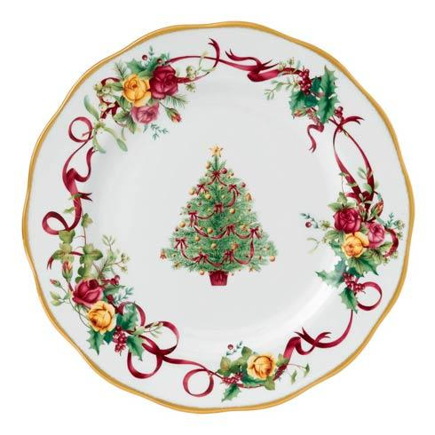 Old Country Roses Christmas Tree collection with 5 products