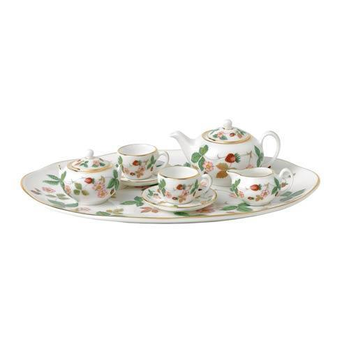 $500.00 Miniature Tea Set