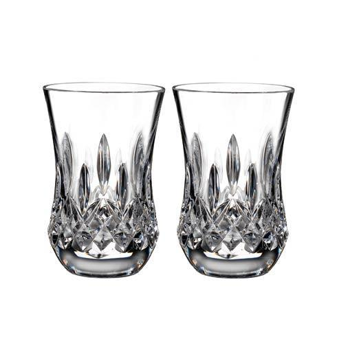 Waterford  Lismore Connoisseur Flared Sipping Tumbler Pair - 6 oz $100.00