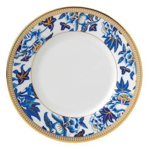 Wedgwood  Hibiscus Bread & Butter Plate $25.00