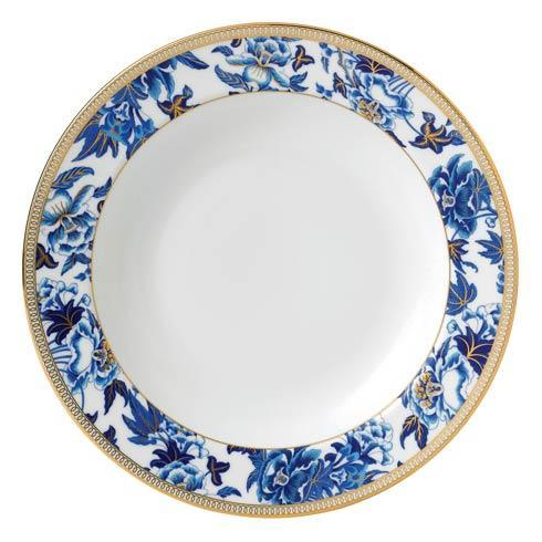 Wedgwood  Hibiscus Rim Soup Plate $76.00