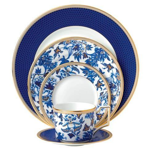 Wedgwood  Hibiscus 5-Piece Place Setting $230.00