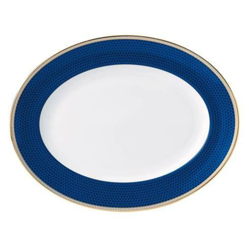 Wedgwood  Hibiscus Oval Platter $256.25