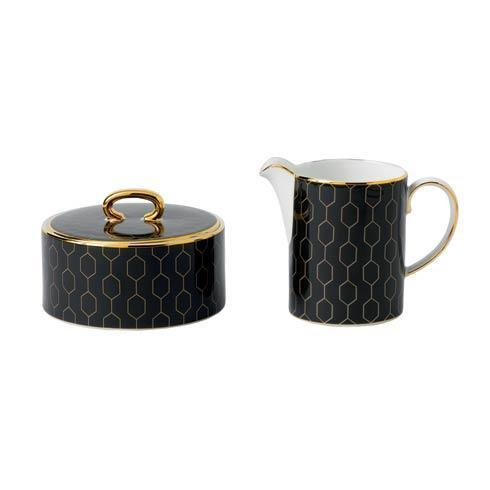 $225.00 Accent Cream & Sugar Set