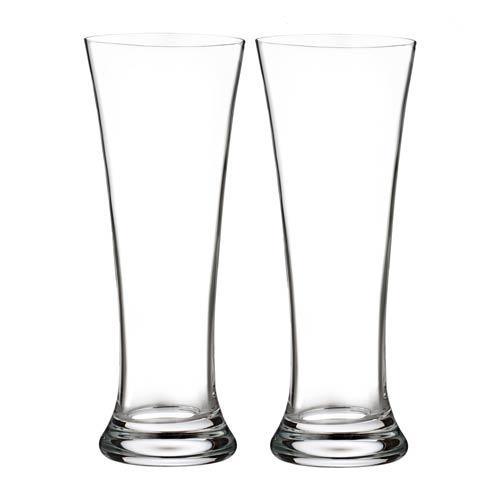Waterford  Elegance  Pilsner, Pair $70.00