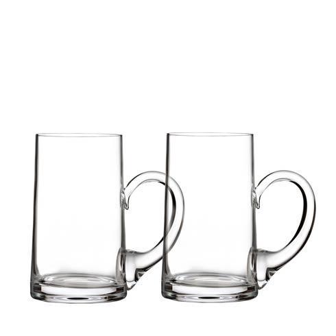 Beer Mug, Pair