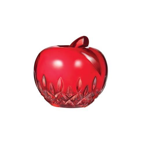 Red Apple Paperweight