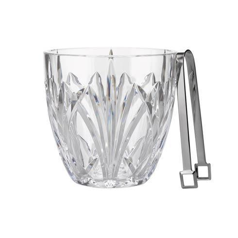Waterford  Brookside  Clear Ice Bucket $69.95