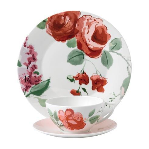 Jasper Conran Floral 3-Piece Set Rose