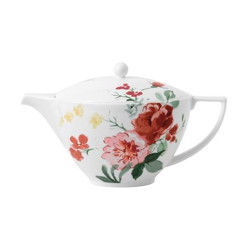 Jasper Conran Floral Teapot