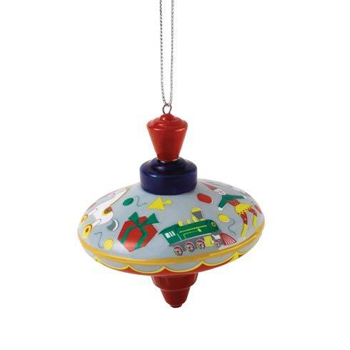 $29.00 Spinning Top - Royal Doulton Nostalgic Christmas Ornaments Products