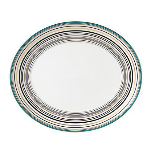 Oval Serving Platter 13