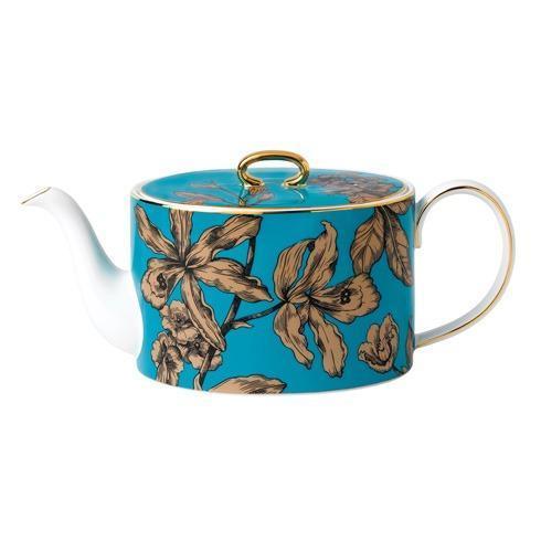 Teapot Turquoise